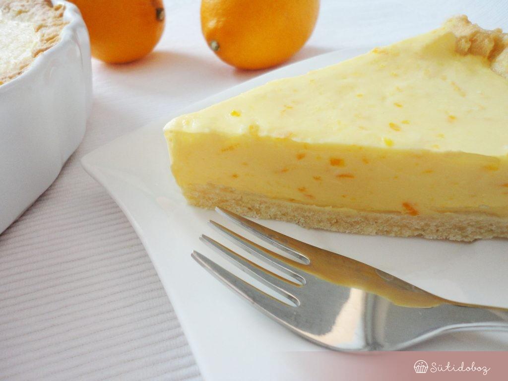 Meyer citromos torta
