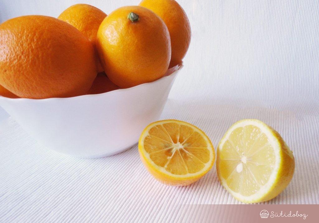 Meyer citromok