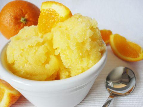 Narancs sorbet