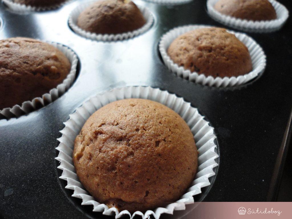 A kész muffin