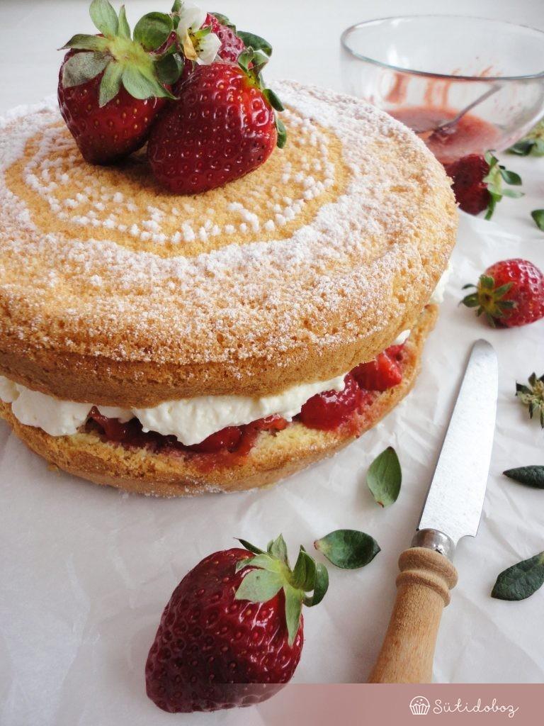Victoria torta