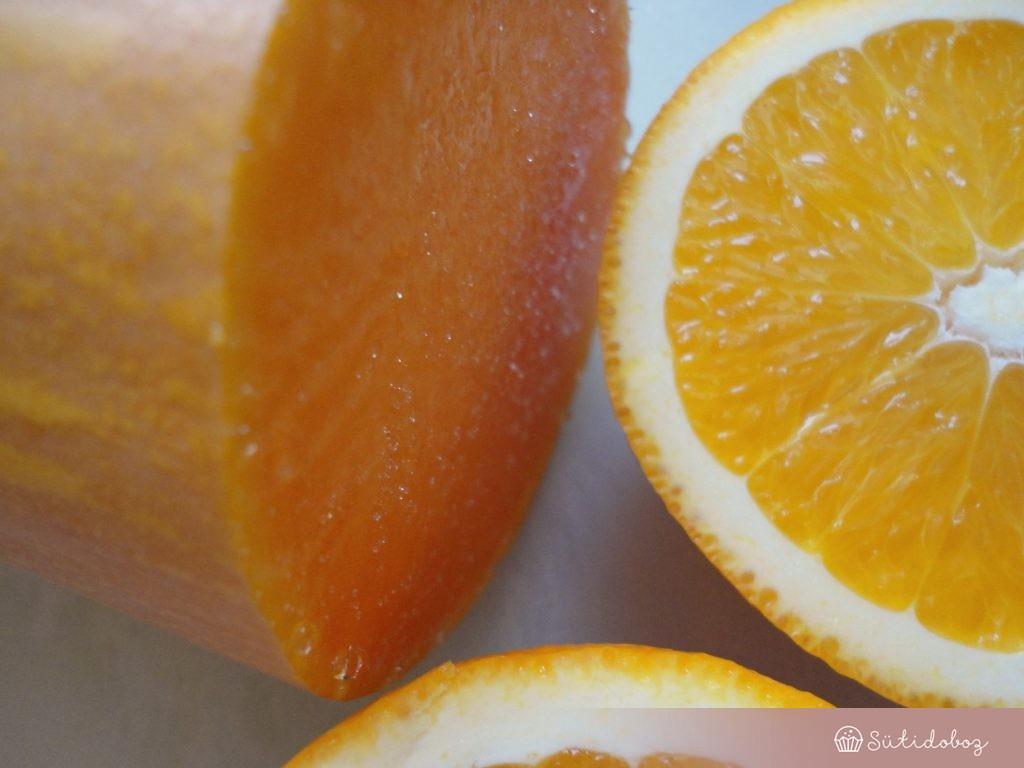 sütőtök & narancs