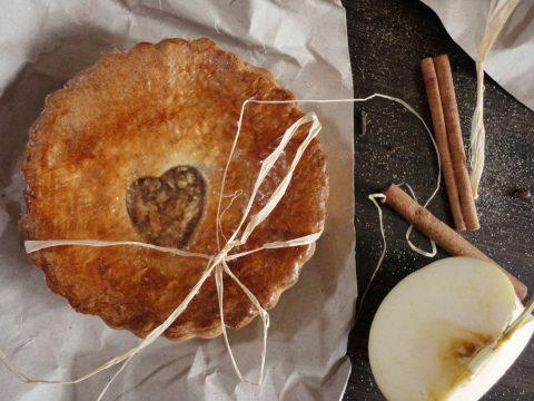 Ötfűszeres almás pite