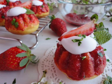 Savarin eperrel