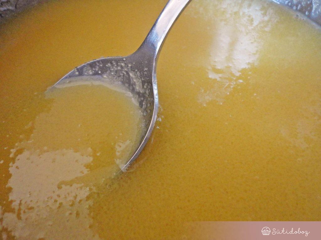 Narancs és zselatin