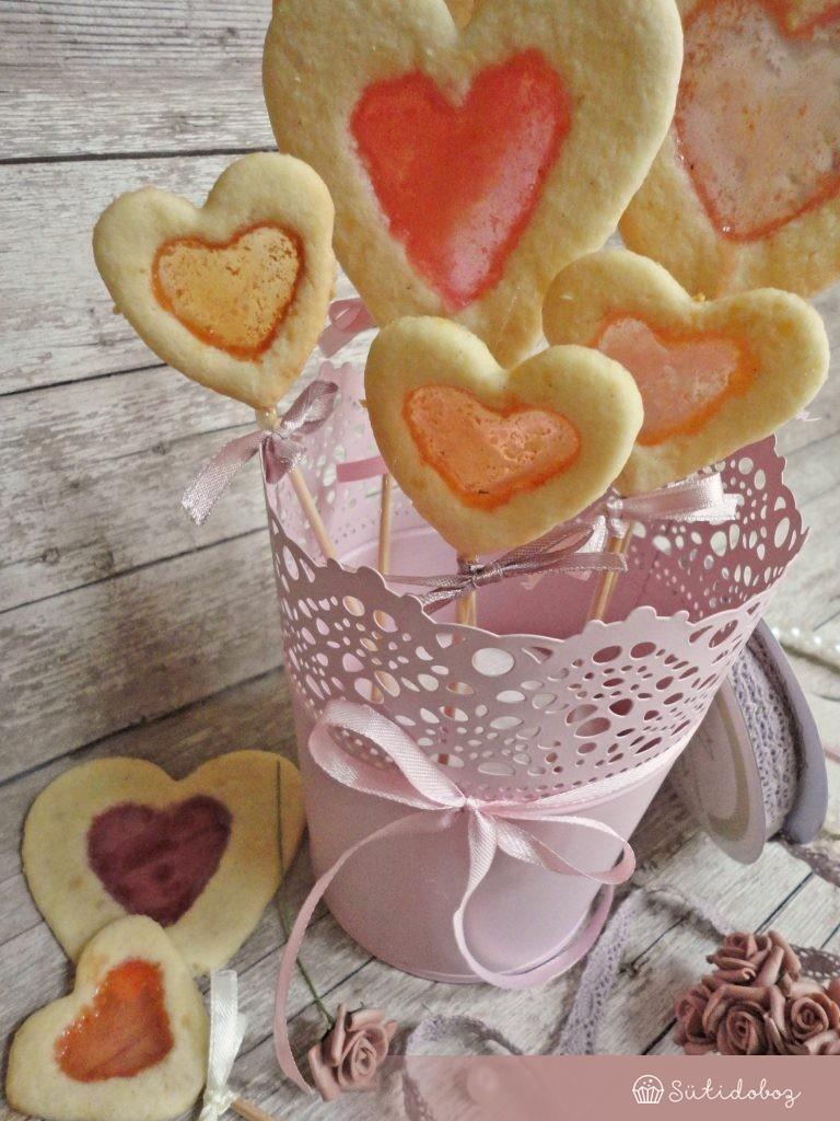 Cukorszív sütinyalóka