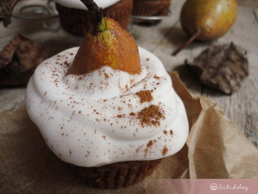 Körtés-kardamomos muffin