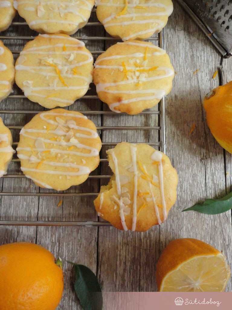 Meyer citromos-ricottás süti