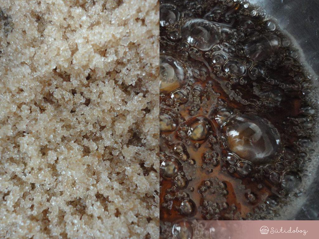 Cukor vs cukorszirup