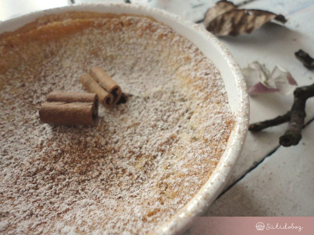 Villámgyors szilvás-túrós süti