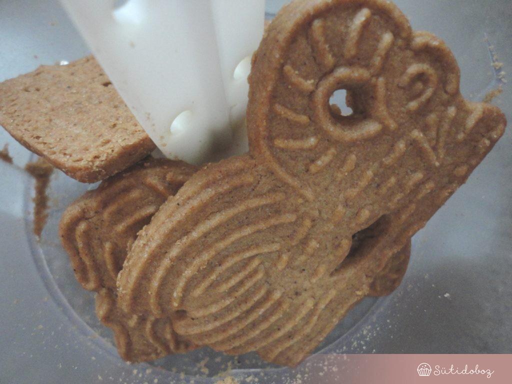 Spekulatius keksz a fahéjas kekszgolyóhoz