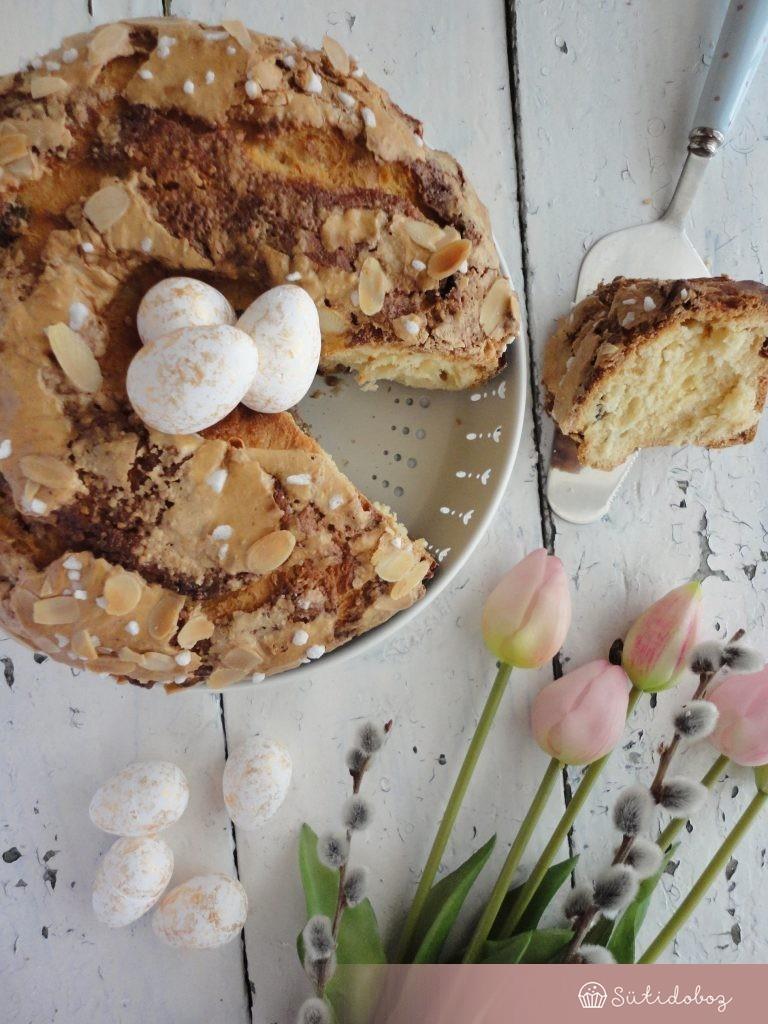 Colomba – az olasz húsvéti kalács