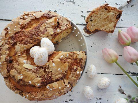 Colomba - az olasz húsvéti kalács